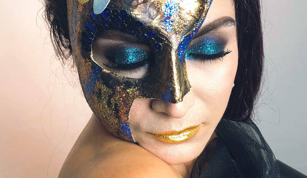Maske, Fotografie © Franziska Claassen